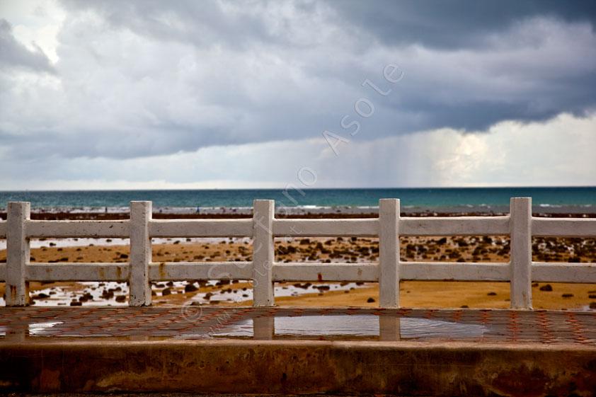 Looming Rain in Kammala